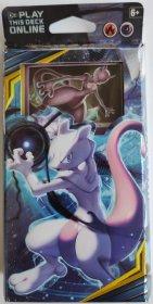 Pokemon TCG: S&M10 Unbroken Bonds Theme Deck - BATTLE MIND (Mewtwo) [POK80554]