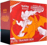 Pokemon TCG: S&M10 Unbroken Bonds Elite Trainer Box [POK80563]