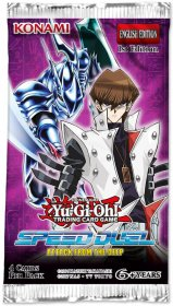 Yu-Gi-OH! TCG: Speed Duel Attack from the Deep BOOSTER [YGO64988]