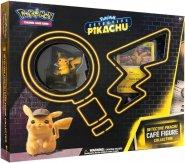 Pokemon TCG: Detective Pikachu Cafe Figure Collection Box [POK80637]