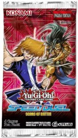 Yu-Gi-OH! TCG: Scars of Battle Booster Speed Duel BOOSTER [YGO74110]