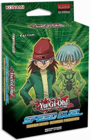 Yu-Gi-OH! TCG: Speed Duel Starter Deck Ultimate Predators [YGO74095]