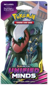 Pokemon TCG: S&M11 Unified Minds SLEEVED booster [POK80569]