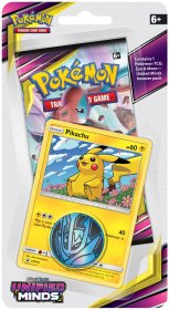 Pokemon TCG: S&M11 Unified Minds Checklane Blister - PIKACHU [POK80571]