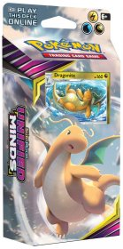 Pokemon TCG: S&M11 Unified Minds Theme Deck - SOARING STORM (Dragonite) [POK80575]