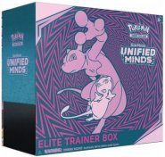 Pokemon TCG: S&M11 Unified Minds Elite Trainer Box [POK80584]
