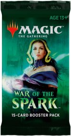 Magic The Gathering: War of the Spark BOOSTER [MTG75536]