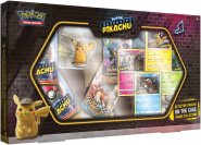 Pokemon TCG: Detective Pikachu On the Case Figure Collection Box [POK80636]