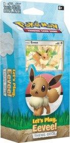 Pokemon TCG: Let's Play Theme Deck - EEVEE [POK80615]