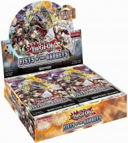 Yu-Gi-OH! TCG: Fists of the Gadgets Booster BOX [YGO74199×24]