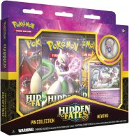 POKEMON TCG: Hidden Fates Mewtwo Pin Collection [POK80477]