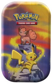 POKEMON TCG: Kanto Power Mini Tin - PIKACHU & VULPIX [POK80413]