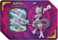 POKEMON TCG: TAG TEAM Power Partnership Tin - Mewtwo & Mew [POK80540]
