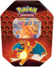 POKEMON TCG: Hidden Fates Tin - CHARIZARD [POK80481]