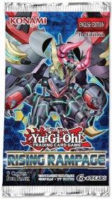 Yu-Gi-Oh! TCG: Rising Rampage BOOSTER [YGO74044]