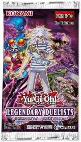 Yu-Gi-OH! TCG Legendary Duelists: Immortal Destiny BOOSTER [YGO74277]