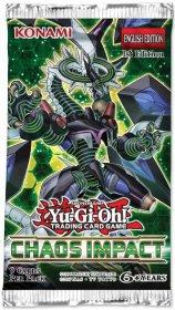 Yu-Gi-Oh! TCG: Chaos Impact BOOSTER [YGO74299]