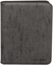 Suede Collection PRO-Binder Premium 9PKT JET BLACK (czarny) [5E-85927]