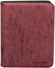Suede Collection PRO-Binder Premium 9PKT RUBY (czerwony) [5E-85929]