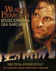 Władca Pierścieni: Drużyna Pierścienia PL - talia podstawowa Aragorn (63 karty) [0WPPL856]