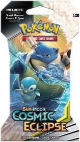 Pokemon TCG: S&M12 Cosmic Eclipse SLEEVED booster [POK80590]