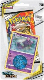 Pokemon TCG: S&M12 Cosmic Eclipse Checklane blister - MISMAGIUS [POK80592]