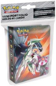 Pokemon TCG: S&M12 Cosmic Eclipse Mini Album (z boosterem) [POK80602]