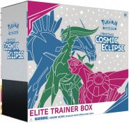 Pokemon TCG: S&M12 Cosmic Eclipse Elite Trainer Box [POK80605]