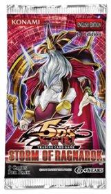 YGO: Yu-Gi-Oh! #38 Storm of Ragnarok booster - zestaw dodatkowy [YGO14843]