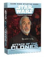 ATTACK OF THE CLONES - talia podstawowa Dark Side WotC (40 kart) [4175570000]