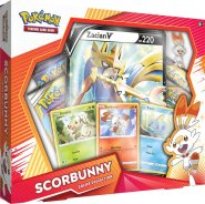 POKEMON TCG: Galar Collection Box SCORBUNNY (ZACIAN) [POK80476]