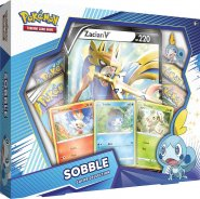 POKEMON TCG: Galar Collection Box SOBBLE (ZACIAN) [POK80476]