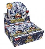 YGO: Yu-Gi-Oh! Hidden Arsenal 4: Trishula's Triumph booster <b>DISPLAY</b> - 24 zestawy dodatkowe Foil) [YGO14980×24]