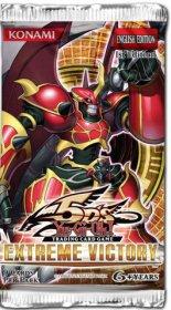 YGO: Yu-Gi-Oh! #39 Extreme Victory booster - zestaw dodatkowy [YGO24001]