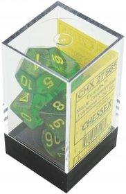 Kostki w kompletach (brick): SIGNATURE - Borealis Maple Green/yellow (7) [CHX27565]