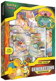 POKEMON TCG: TAG Team Generations - Premium Collection [POK80420]