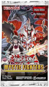 Yu-Gi-OH! TCG: Mystic Fighters BOOSTER [YGO74385]