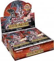 Yu-Gi-OH! TCG: Mystic Fighters booster BOX [YGO74385×24]
