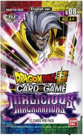 Dragon Ball SCG S8 Malicious Machinations BOOSTER [DB03241]