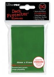 Koszulki Ultra Pro standard ZIELONE (50) [5E-82671]