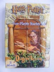 HARRY POTTER: DIAGON ALLEY - Dwuosobowy zestaw podstawowy (+play mata) [4887960000]
