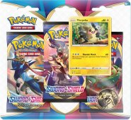 POKEMON: Sword & Shield 3PK blister - MORPEKO [POK80655]