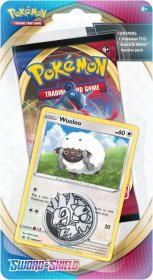 POKEMON: Sword & Shield CHECKLANE blister - WOOLOO [POK80656]