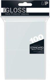 Koszulki na karty PRZEZROCZYSTE w opakowaniu (100) [5E-82689]
