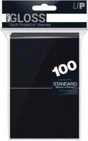Koszulki Ultra Pro standard CZARNE (100) [5E-82691]