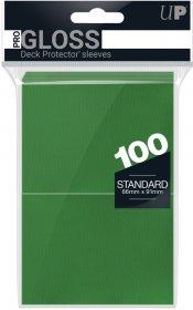 Koszulki Ultra Pro standard ZIELONE (100) [5E-82693]