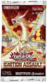 Yu-Gi-Oh! TCG: Ignition Assault BOOSTER [YGO74481]