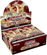 Yu-Gi-Oh! TCG: Ignition Assault Booster BOX [YGO74481×24]
