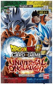 Dragon Ball SCG S9 Universal Onslaught BOOSTER [DB03287]
