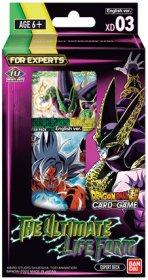 Dragon Ball SCG XD03 The Ultimate Lifeform Expert Deck [DB03297]
